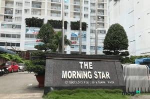 Vệ sinh chung cư Morning Star